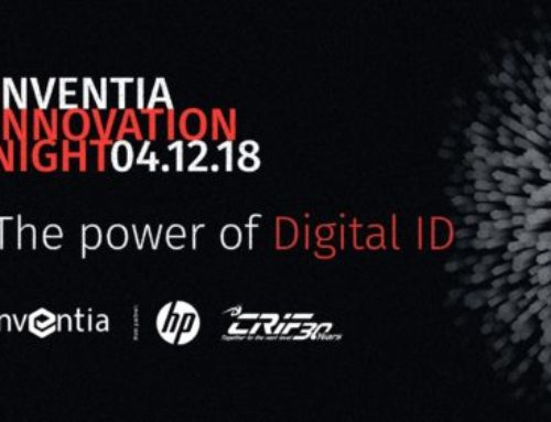 Inventia Innovation Night 2018 – The Power of Digital ID
